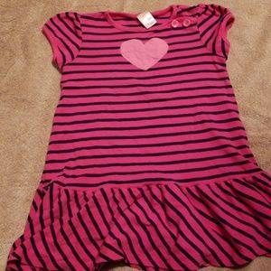 Gymboree little girls tunic/dress low waisted